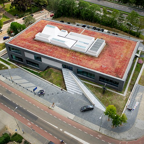 Extensive Green Roofs Systems Nophadrain